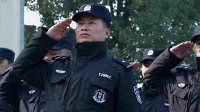 【最美人物】赤诚奉献 不辱使命——最美人民警察