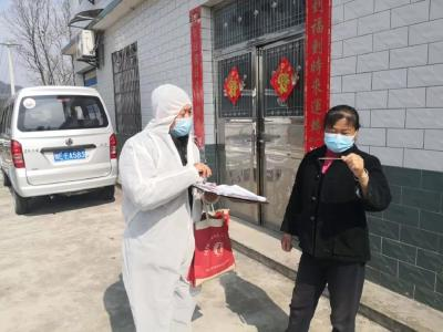 潘家湾:坚决打赢疫情防控阻击战(2月20日)