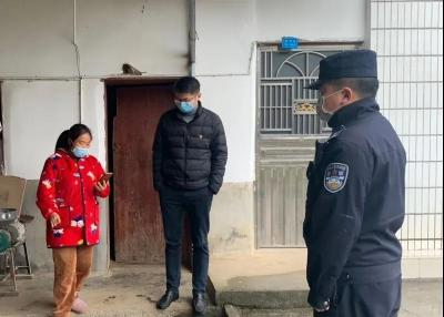 潘家湾:坚决打赢疫情防控阻击战(2月27日)