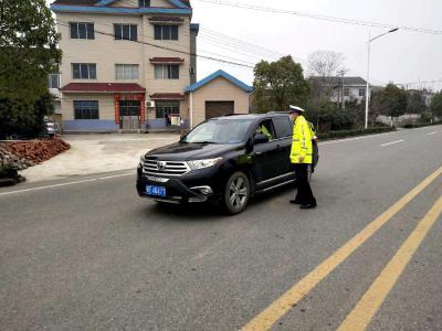 深圳海关民警投身家乡宜都抗疫一线