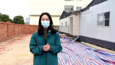 建成交付!融媒记者探访市一医院隔离病区二期扩建项目病房