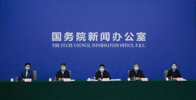 """五个""""不一样""""!国新办发布会首次离京开到武汉"""