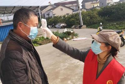 高坝洲:防控疫情,我们在一线!(第十九期)