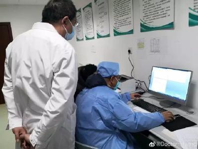 有人抹黑上海援鄂医护人员,武汉同院医生发长文怒斥谣言
