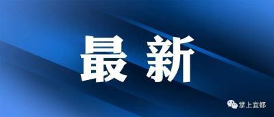 宜昌市卫生健康委关于全市新型冠状病毒感染的肺炎疫情通报