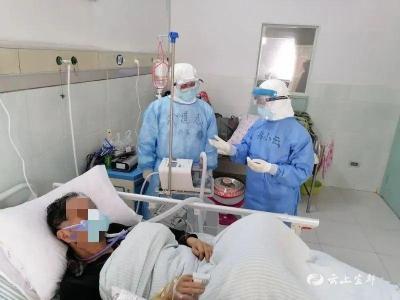 感谢有你!宜昌医疗救治专家组胜利返程