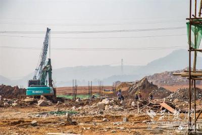 【荆楚网】宜都化工园复工 项目建设加速