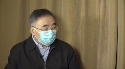 """张伯礼:到3月底,武汉有希望新增病例基本""""清零"""""""