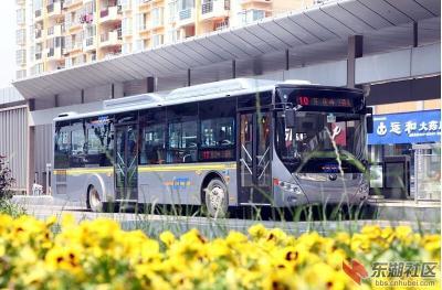 今天10时起,宜昌城区87条公交线路恢复!
