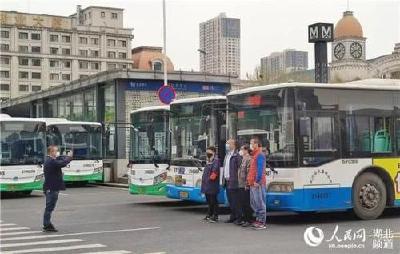 今日起,武汉再恢复36条公交线路
