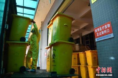 医疗废物影响环境?医疗废水污染水源?官方回应