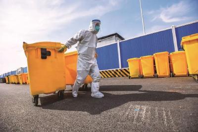 疫情期间,那些医疗垃圾到哪去呢?