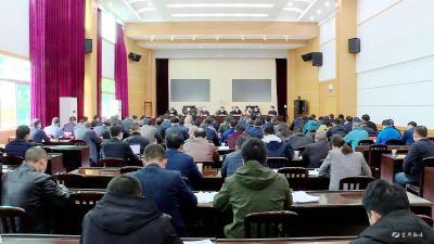 【快讯】市安委会、市环委会全体(扩大)会议召开