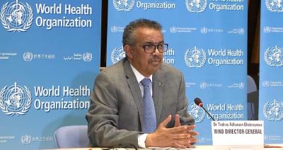 世卫组织:未来几天全球病例将超100万,新冠肺炎是人类第一个冠状病毒大流行