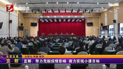 【三峡广电】努力克服疫情影响 奋力实现小康目标