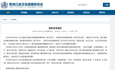 黑龙江本土病例感染之谜解开,警方立案!这个传染链条要警惕!