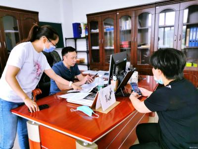 """畅通诉求""""绿色通道""""!市工商联积极指导非公企业注册""""联企e站"""""""