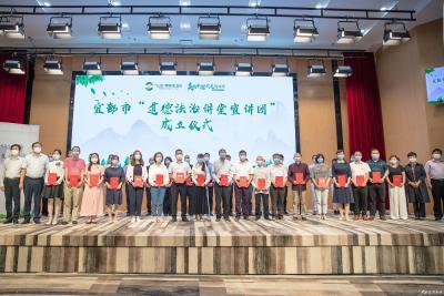 """第二届""""5.26""""绿色生活日,看宜都""""生态公民""""的宣言"""