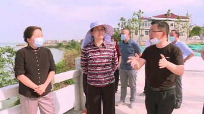 【聚焦河湖长制】宜昌市人大常委会调研我市河湖长制实施情况