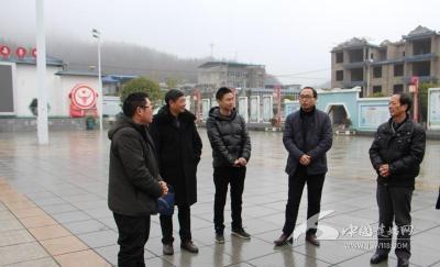 黄州区考察团赴茅田乡考察学习乡风文明工作