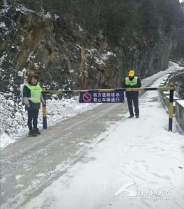 龙坪冰雪天气持续 多措并举保障安全【图】