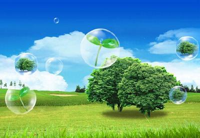 """""""泛绿化""""现象将告终结 """"绿色产业""""有明确界定"""