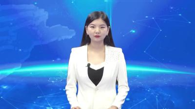 共青团江夏区委来景阳镇开展送课下乡及捐赠活动