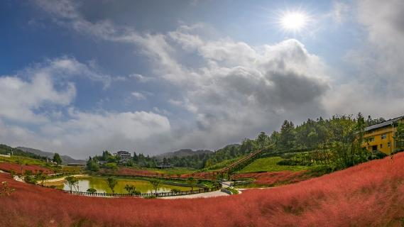 美丽的赤湖·心中的圣境