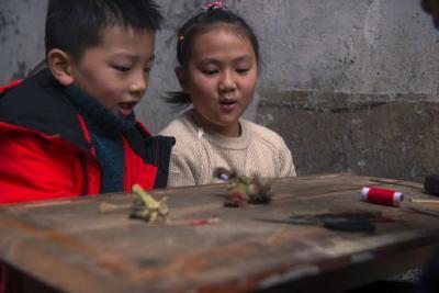 【百姓生活】杨永春,守护儿时的记忆——竹节人