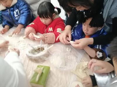 庆新年迎新春 县直幼儿园亲子活动精彩纷呈