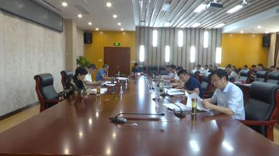 单艳平主持召开县委常委会 研究经济和社会发展等工作