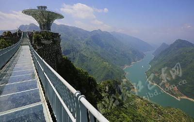 长江三峡·巫峡口景区:打造壮美三峡中心点上又一靓丽名片