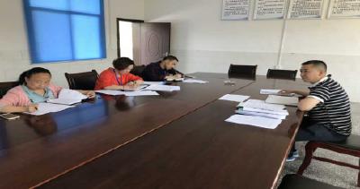 恩县公共资源交易中心召开履职尽责点题督查工作推进会议