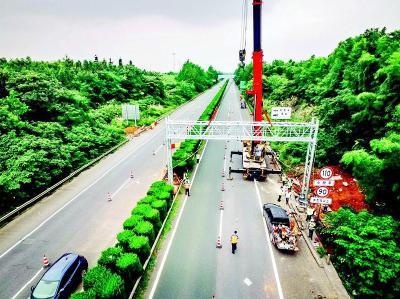 湖北省高速车道10月底前可刷ETC