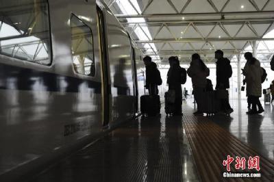 """交通运输准备就绪 2020年中国""""人口大迁徙""""走起"""