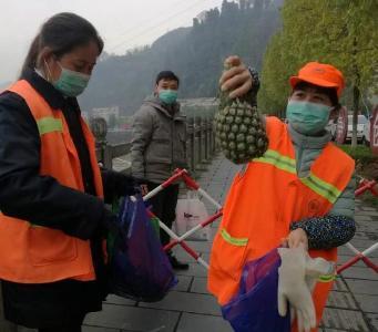32吨爱心菠萝已发放到宣恩抗疫一线!您,收到这份甜蜜了吗?