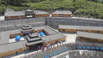 野椒园村:三产融合发展 助力乡村振兴