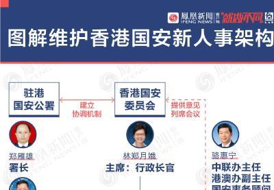 一图读懂香港国安新架构
