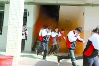 强化消防安全共创平安校园