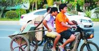 市民呼吁:摩托车电动车乱象亟待整治(一)