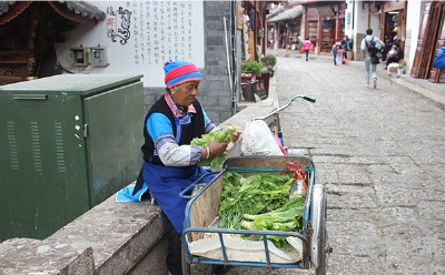 福建宁化两名教师路边买菜竟被通报