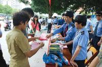 鄂州开发区平安法治活动提升安全意识