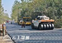 灾后重建交通先行  铁贺线改造工程主体工程完工