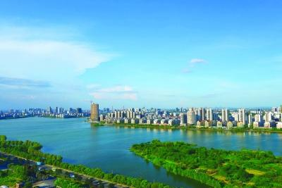 优良率96.77%!  10月份鄂州空气优良天数达30天