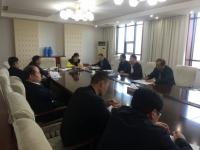市委政法委:部署党风廉政建设宣传教育月活动