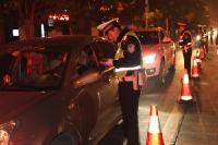 冲刺全国文明城|城管交警联手 对主城区交通乱象说不!