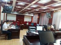 鄂州市人社局开展法庭观摩活动