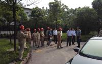 保障群众生命财产安全  陈东灵带队开展特种设备安全检查