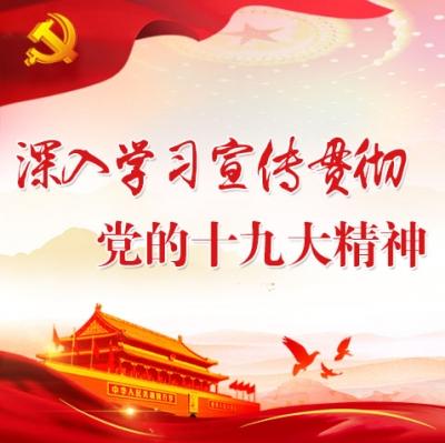 李兵: 进一步掀起学习贯彻党的十九大精神新高潮
