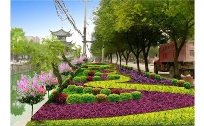 关于李先生反映吴王城遗址意佳福南侧花坛设计利用不合理的问题的办理情况